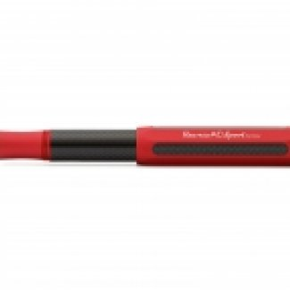 KAWECO AC SPORT FOUTAIN PEN RED M 0.9 MM