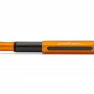KAWECO AL SPORT FOUNTAIN PEN ORANGE F