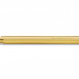 KAWECO SPECIAL PUSH PENCIL 2,0 BRASS