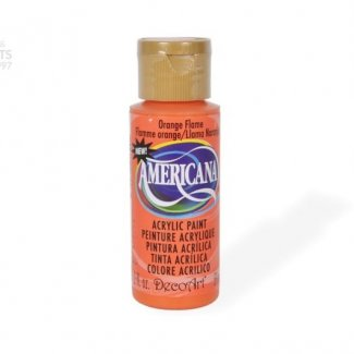 TINTA 59ML  DA315  ORANGE  FLAM  AMERICANA