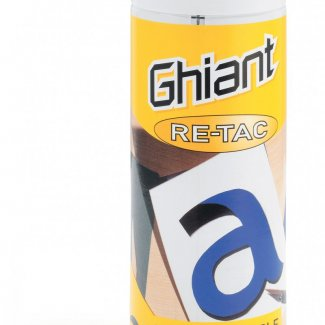 COLA GRIANT SPRAY 400ML RE-TAC REPOSICIONAVEL