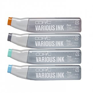 COPIC VARIOUS INK W5 WARM GRAY N 5 A4 50 FOLHAS