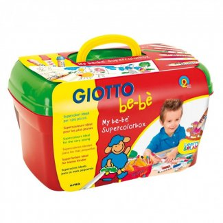 GIOTTO BE-BE SUPERCOLOR BOX