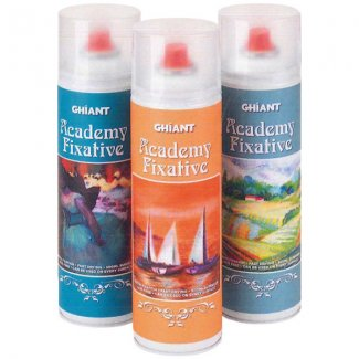 FIXATIVO ACADEMY GHIANT SPRAY 500ML