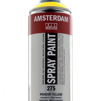SPRAY AMSTERDAM 400ML BRANCO TITANIO 105