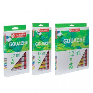 CAIXA GUACHE ARTCREATION SET 8 CORES 12ML