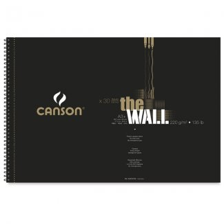 BLOCO CANSON THE WALL A3