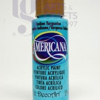 TINTA 59ML DA087  SPICED INDIAN TURQUOISE  AMERICANA