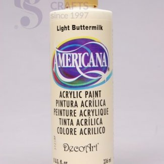 TINTA 236ML DA164 LIGHT BUTTERMILK  AMERICANA