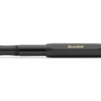 KAWECO CLASSIC SPORT GEL ROLLER BLACK 0.7 MM