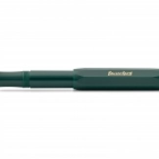 KAWECO CLASSIC SPORT FOUNTAIN PEN GREEN EF 0.5 MM