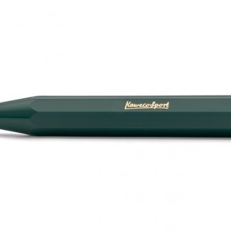 KAWECO CLASSIC SPORT BALL PEN GREEN 1,0 MM