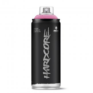 SPRAY MONTANA HARDCORE MATE  BLACK 400ML