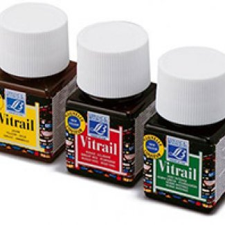 TINTA VITRAL LEFRAN & BOURGEOIS INCOLOR   ( 010 )
