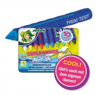 JOLLY SUPERWAXIES AQUA 3D CX 10PCS