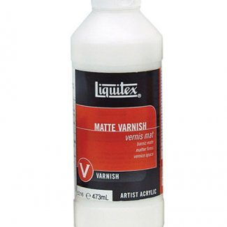 LIQUITEX VERNIZ MATE 237 ML
